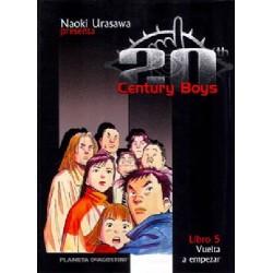20TH CENTURY BOYS Nº 5