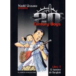20TH CENTURY BOYS Nº 3