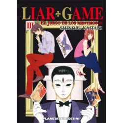 LIAR GAME Nº 3