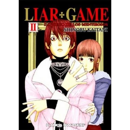 LIAR GAME Nº 2