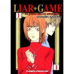 LIAR GAME Nº 1