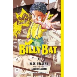 BILLY BAT Nº 8