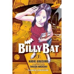 BILLY BAT Nº 7