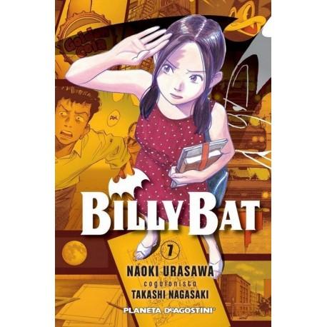 BILLY BAT Nº 7