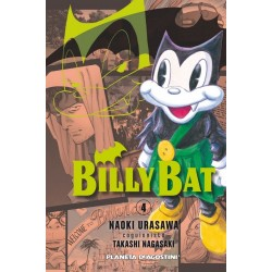 BILLY BAT Nº 4