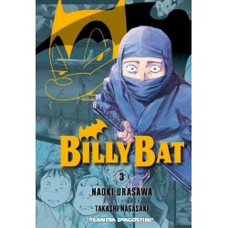 BILLY BAT Nº 3
