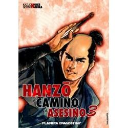 HANZO, EL CAMINO DEL ASESINO Nº 3