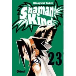SHAMAN KING Nº 23