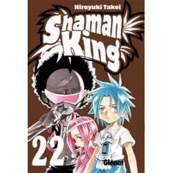 SHAMAN KING Nº 22