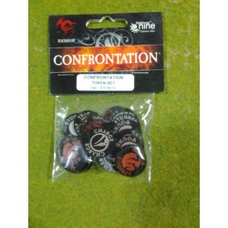 CONFRONTATION: TOKEN SET