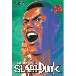SLAM DUNK Nº 25