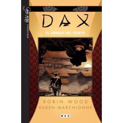 DAX 02: LA MIRADA DEL DRAGÓN