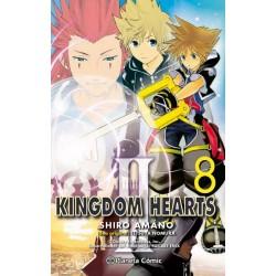 KINGDOM HEARTS II Nº 8