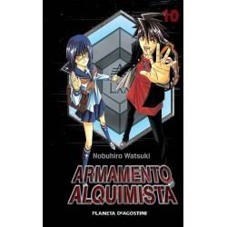 ARMAMENTO ALQUIMISTA Nº 10