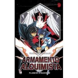 ARMAMENTO ALQUIMISTA Nº 9