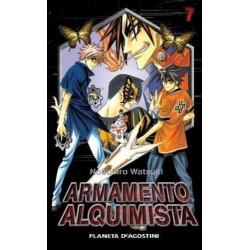 ARMAMENTO ALQUIMISTA Nº 7
