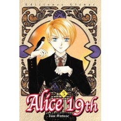 ALICE 19TH Nº 5