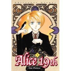 ALICE 19TH Nº 5