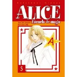 ALICE, ESCUELA DE MAGIA Nº 5