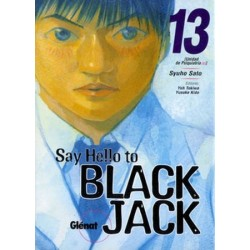 SAY HELLO TO BLACK JACK Nº 13