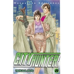 CITY HUNTER Nº 20