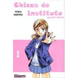 CHICAS DE INSTITUTO Nº 2