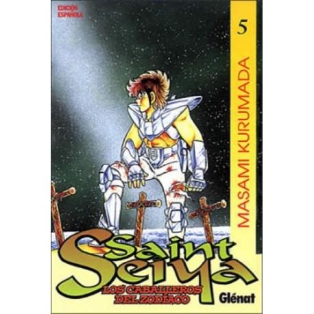 SAINT SEIYA Nº 5