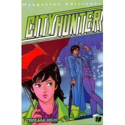 CITY HUNTER Nº 18