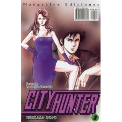 CITY HUNTER Nº 3