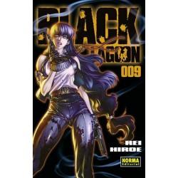 BLACK LAGOON Nº 9