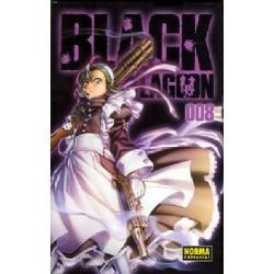 BLACK LAGOON Nº 8