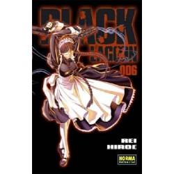 BLACK LAGOON Nº 6
