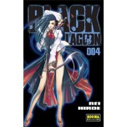 BLACK LAGOON Nº 4