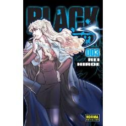 BLACK LAGOON Nº 3