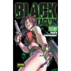 BLACK LAGOON Nº 2