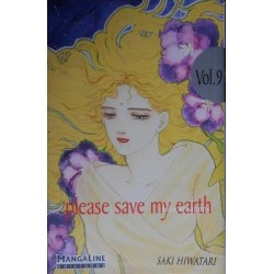 PLEASE SAVE MY EARTH Nº 9