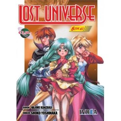 LOST UNIVERSE Nº 5