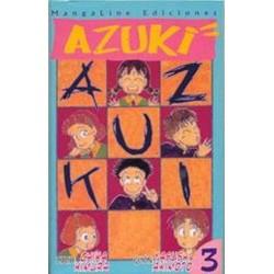 AZUKI Nº 3