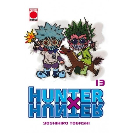 HUNTER X HUNTER Nº 13