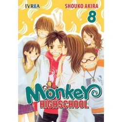 MONKEY HIGHSCHOOL Nº 8