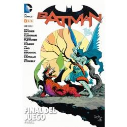 BATMAN Nº 43 FINAL DEL JUEGO. FINAL