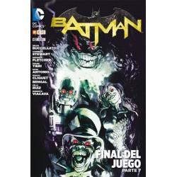BATMAN Nº 42 FINAL DEL JUEGO PARTE 7