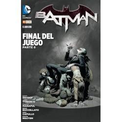 BATMAN Nº 41 FINAL DEL JUEGO PARTE 6