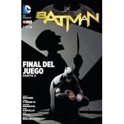 BATMAN Nº 40 FINAL DEL JUEGO PARTE 5