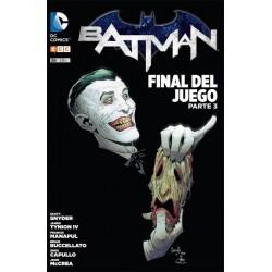 BATMAN Nº 38 FINAL DEL JUEGO PARTE 3