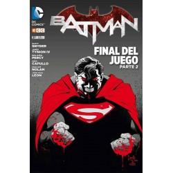BATMAN Nº 37 FINAL DEL JUEGO PARTE 2