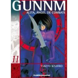 GUNNM: ALITA, ÁNGEL DE COMBATE Nº 11