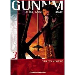 GUNNM: ALITA, ÁNGEL DE COMBATE Nº 3