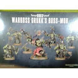 WARBOSS GRUKK´S BOSS-MOB