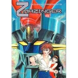 Z MAZINGER Nº 1